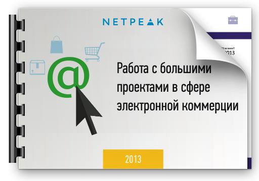Книга «Работа с большими проектами в сфере электронной коммерции 2013»